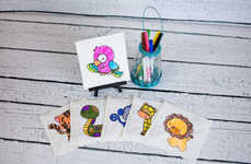 These Reusable Canvases are Perfect for Kids' Parties