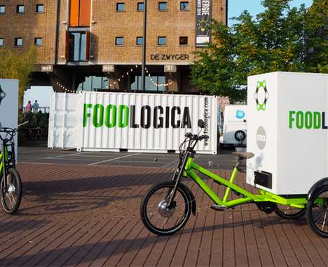 Carbon-Free Food Transport