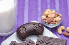 Game Controller Food Molds