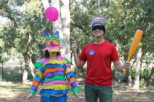 The Pinata and Birthday Boy Costume is Fun and Full of Candy