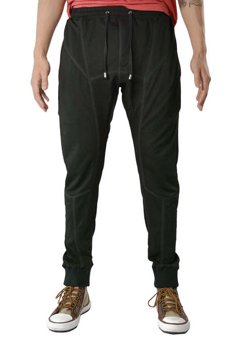 Odor-Repelling Sweatpants - The All Season Sweats Regulate Body Temperature and Kill Odors