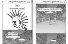 Comic Strip Chat Apps - ComiXchat Transforms Your Messages Into Virtual Comics