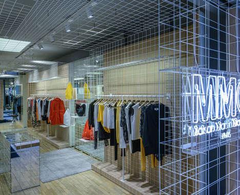 Futuristic Apparel Stores