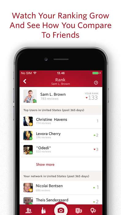 Personalized Wine Profiles - The Vivino App Launches a Custom Taste Profile Feature