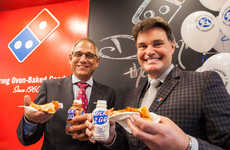 Pizza Ingredient Partnerships - Domino's Pizza Canada Will Use 100% Canadian Dairy in Its Pizzas