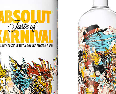 30 Examples of Artist-Designed Packaging