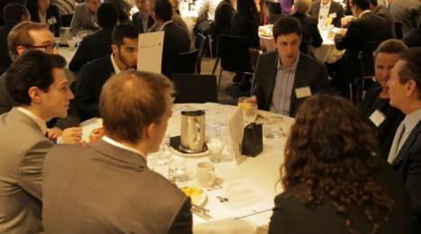 Millennial Networking Events - Toronto's Breakfast of Champions Connects Youth with Industry Leaders