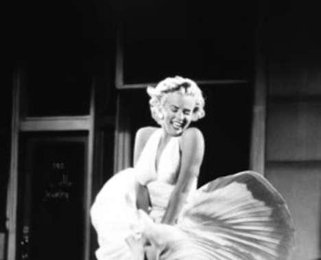 Digitized Hollywood Glam Icons