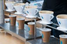 Artisanal Coffee Houses - Blue Bottle Coffee Offers a High-Brow Coffee Experience