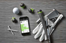 High-Tech Golf Startups - The Arccos Golf Startup's Products Are Now Being Sold in Apple Stores