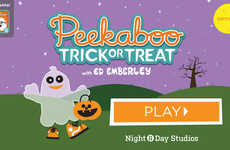Educational Halloween Apps - This Halloween Mobile App Improves Kids' Vocabulary & Listening Skills