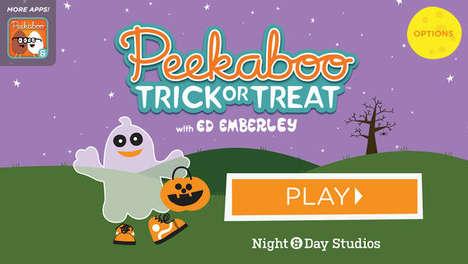 Educational Halloween Apps - This Halloween Mobile App Improves Kids' Vocabulary & Listening Skills