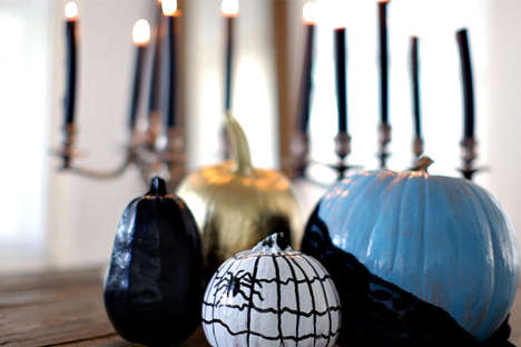 DIY No-Carve Pumpkins - Leaf.tv Demonstrates Four Alternate Ways to Decorative Halloween Gourd