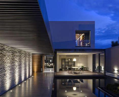 Cool Concrete Dwellings
