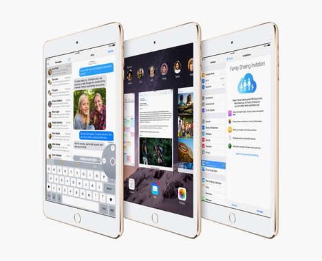 Luxury Next-Gen Tablets