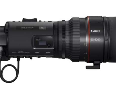 Humongous Focus Cameras