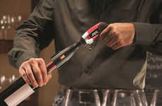 Screwdriver Bottle Openers - The SKIL iXO Vivo Doubles as a Tool for Home Improvements and Wine