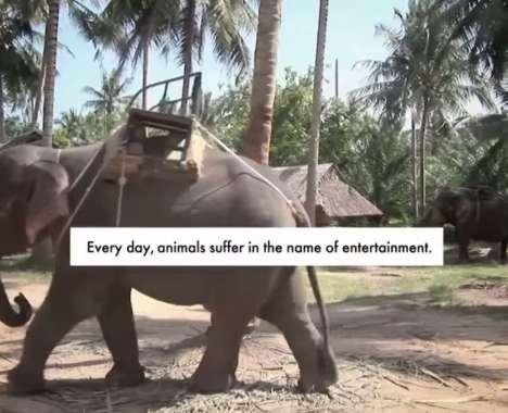 Elephant Tourism Spoofs