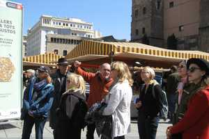 The Homeless Tour Guides Help Tourists Discover Barcelona