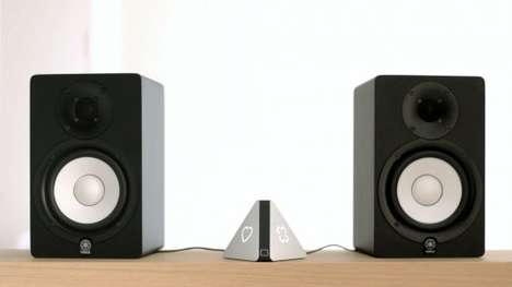 Smart Music-Streaming Devices - Prizm Selects Music Depending On Who's In The Room