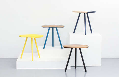 Contemporary Colorful Housewares - VITAMIN Launches a Range of Minimalist Furniture and Lighting