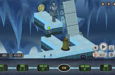 Sci-Fi Coding Games - BBC's Doctor and the Dalek Has Doctor Who Teach Kids to Code