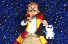 Countdown Baby Costumes - Jessica Chavkin Celebrates Halloween with a Different Costume a Day