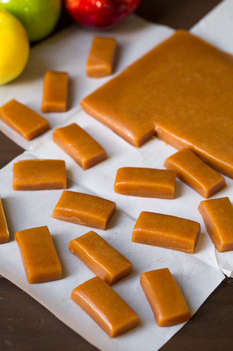 Caramel Cider Candies - These DIY Apple Cider Caramels Meld Two Delicious Fall Flavors