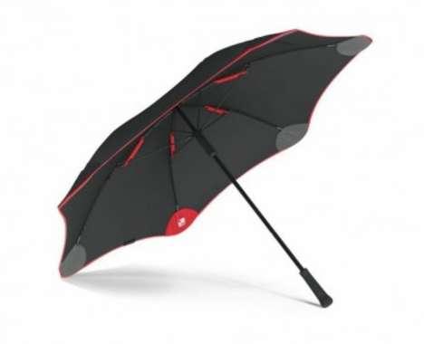 High-Tech Smart Umbrellas