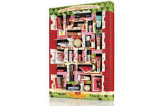 Christmas Cosmetic Calendars - Benefit's Beauty Advent Calendar Dresses Up the Holiday Season