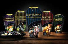 This Halloween Food Packaging Highlights Creepy Ingredients