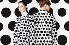 Mod Unisex Fashions - The Jonathan Horowitz x Opening Ceremony 2014 Fall Capsule Collection is Chic