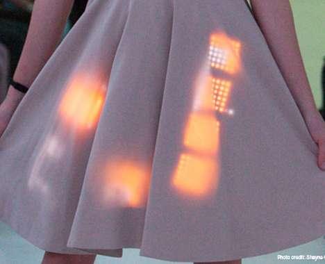 LED Display Clothing