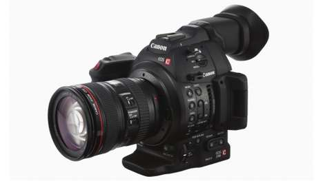 Upgraded Video Cameras - The Canon EOS C100 Mark II is Designed For Videographers