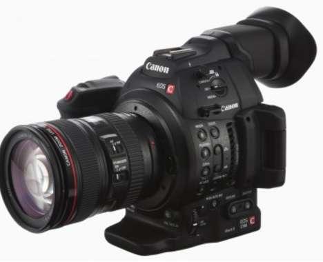 Upgraded Video Cameras