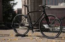 Urban Smart Bicycles - The Rogue C6 Smart Bicycle is Targeted Towards Urban Cyclists