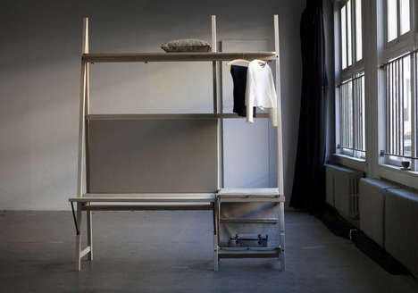 Multifunctional Minimalist Furniture - This Company Specializes in Space-Saving Furniture Design