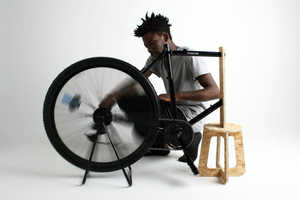 This Low-Cost Centrifuge Attaches to a Bike Wheel to Separate Liquids