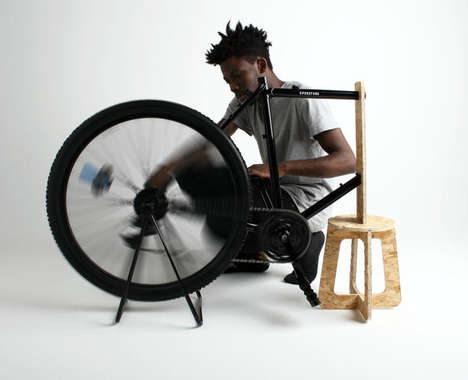Cyclist Centrifuge Concepts