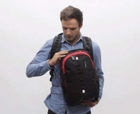 Accessible Swinging Backpacks