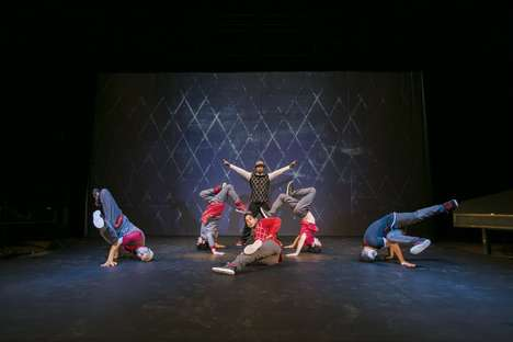 Classical Breakdance Performances - Anna Holmstrom and the Flying Steps Dance to Music by Bach
