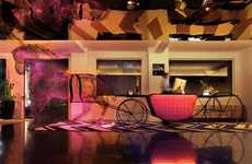 Decadent Dessert Hotels - The Adelphi Hotels Looks Good Enough to Eat