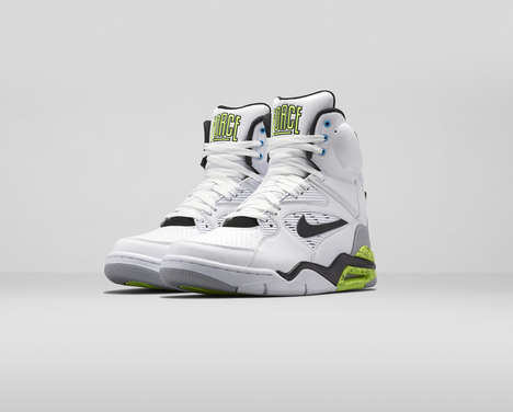 Reincarnated Basketball Shoes - The Nike Air Command Force Have Re-Emerged After 20 Years