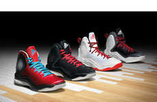 Cushioned Basketball Shoes - The New D Rose 5 Boost Shows Offer Maximum Energy Return