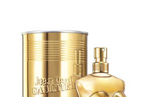 This Luxurious Can Hosts Classique Intense by Jean Paul Gaultier