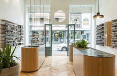 Apothecary Cosmetic Shops - The Aesop Rundle Street Adelaide Store by Genesin Studio is Serene