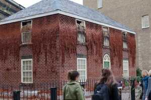 London's House of Wax is Slowly Melting Away