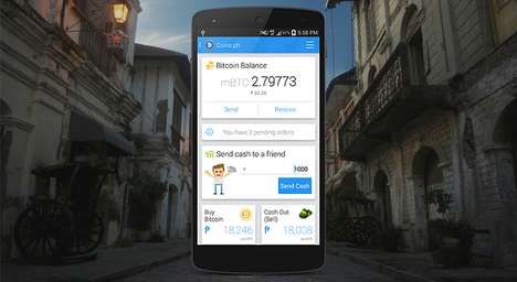 Emerging Economy Cryptocurrency Apps - This Bitcoin Wallet is for Those Without Secure Banking