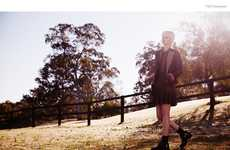 Country Girl Fashion - The Latest Fashion Gone Rogue Exclusive Stars Model Bianca Hepburn