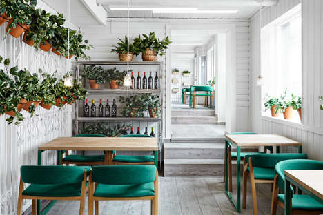 Nordic Tapas Eateries - Norway's Vino Veritas Gastrobar Blends Spanish and Norwegian Cultures